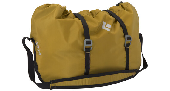 Black Diamond Super Chute Rope Bag curry
